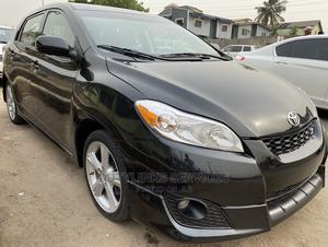 Toyota Matrix 2009 Black   Cars for sale in Lagos State, Ojodu