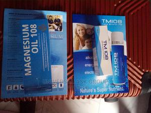 Magnesium Oil/Tm 108/ DIABETES/STROKE/CANCER   Vitamins & Supplements for sale in Lagos State, Ikoyi