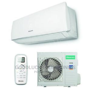 Hisense Inverter 1.5hp Split Air Conditioner-100%Copper Supe | Home Appliances for sale in Lagos State, Ikeja
