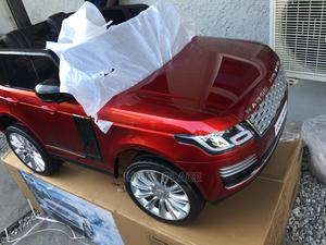 Latest Model Full Double Seat Range Rover Vogue Ride On Car | Toys for sale in Lagos State, Lekki