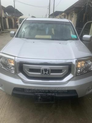 Honda Pilot 2009 Silver | Cars for sale in Lagos State, Ajah