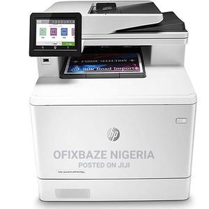 HP M479fdw Wireless Laser Printer | Printers & Scanners for sale in Lagos State, Lagos Island (Eko)