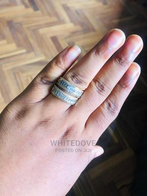 Pure Zircon Bridal Ring | Jewelry for sale in Lagos State, Victoria Island