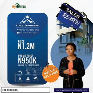 Land for Sale | Land & Plots For Sale for sale in Ibeju, Akodo