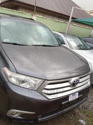 Toyota Highlander 2012 Limited Gray | Cars for sale in Abuja (FCT) State, Garki 2
