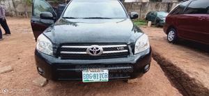 Toyota RAV4 2008 Limited V6 Black | Cars for sale in Abuja (FCT) State, Gwarinpa