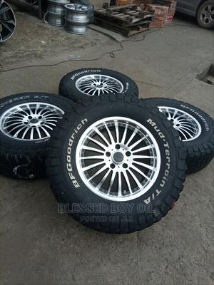 Size 17 Rim and Off Road Tyres Sold Out ETC | Vehicle Parts & Accessories for sale in Lagos State, Mushin