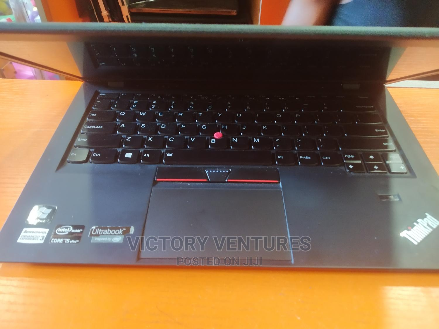 Laptop Lenovo ThinkPad X1 Carbon 4GB Intel Core I5 HDD 128GB | Laptops & Computers for sale in Surulere, Lagos State, Nigeria