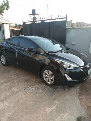 New Hyundai Elantra 2015 Black | Cars for sale in Ondo State, Akure