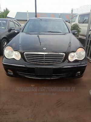 Mercedes-Benz C280 2007 Black   Cars for sale in Lagos State, Ikeja