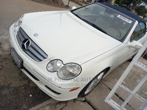 Mercedes-Benz CLK 2009 White   Cars for sale in Lagos State, Ikeja