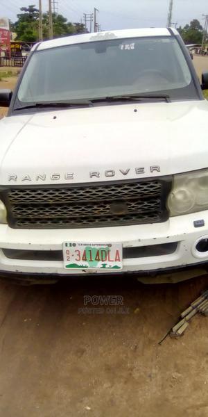 Land Rover Range Rover Sport 2006 White   Cars for sale in Lagos State, Ikorodu