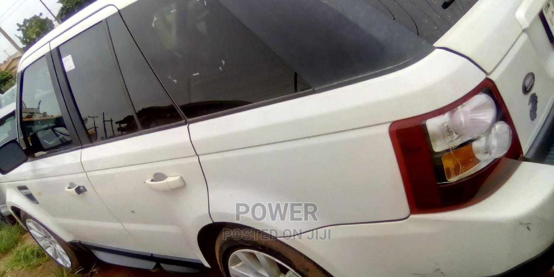 Land Rover Range Rover Sport 2006 White   Cars for sale in Ikorodu, Lagos State, Nigeria