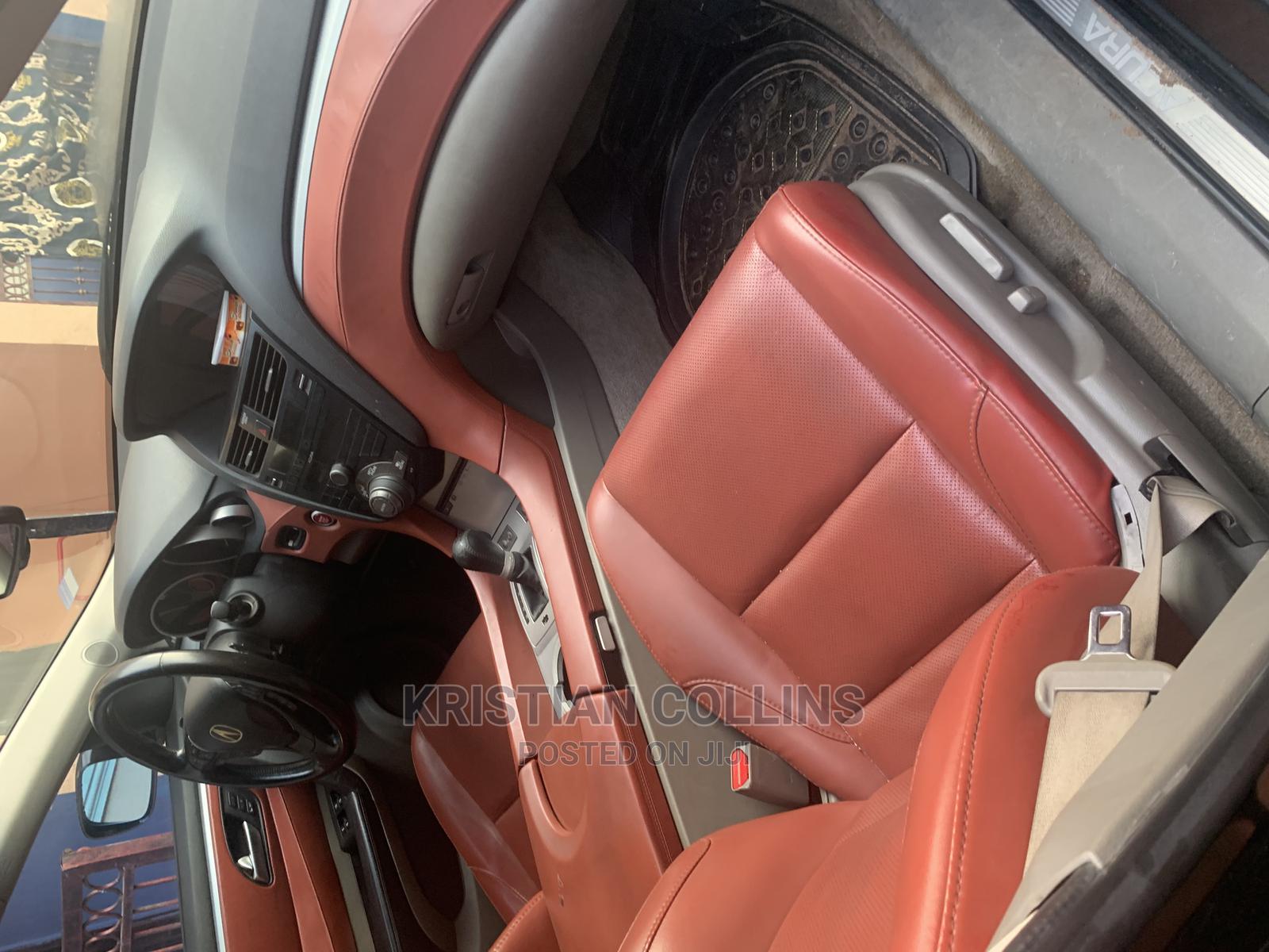 Archive: Acura ZDX 2011 Base AWD Black