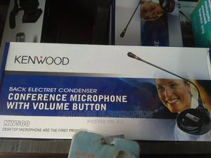 Kenwood Conference Microphone | Audio & Music Equipment for sale in Lagos State, Ojo