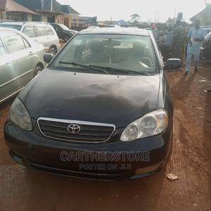 Toyota Corolla 2003 Sedan Black | Cars for sale in Oyo State, Ibadan
