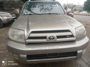 Toyota 4-Runner 2003 4.7 Gold   Cars for sale in Lagos State, Surulere