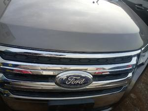 Ford Edge 2012 Gray   Cars for sale in Lagos State, Magodo