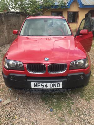 BMW X3 2008 3.0si Sports Activity Red | Cars for sale in Lagos State, Alimosho