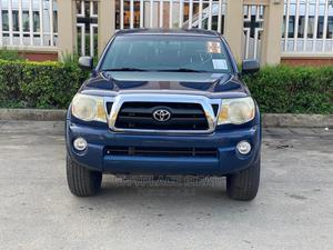 Toyota Tacoma 2008 Blue | Cars for sale in Lagos State, Surulere