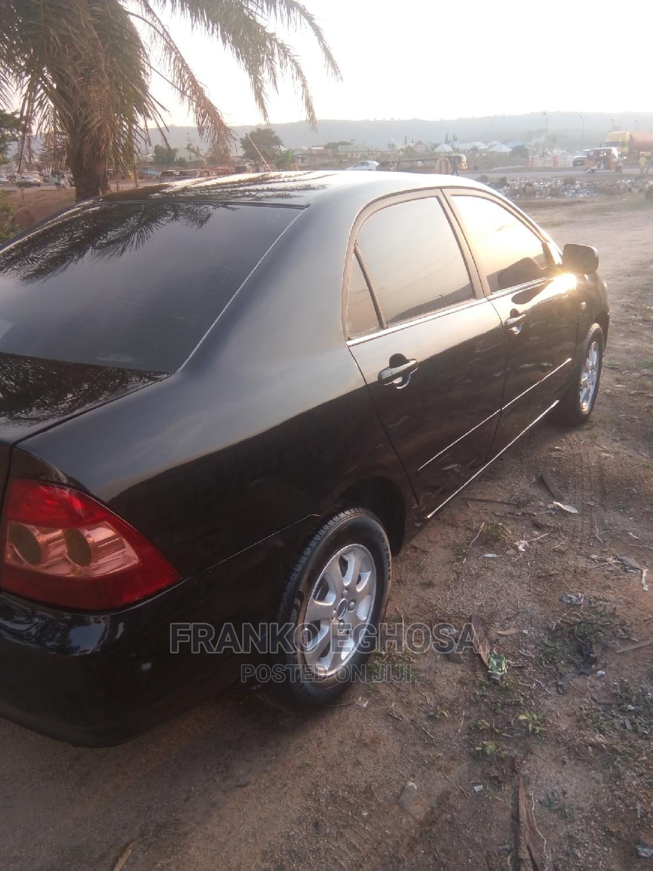Archive: Toyota Corolla 2007 1.8 VVTL-i TS Black