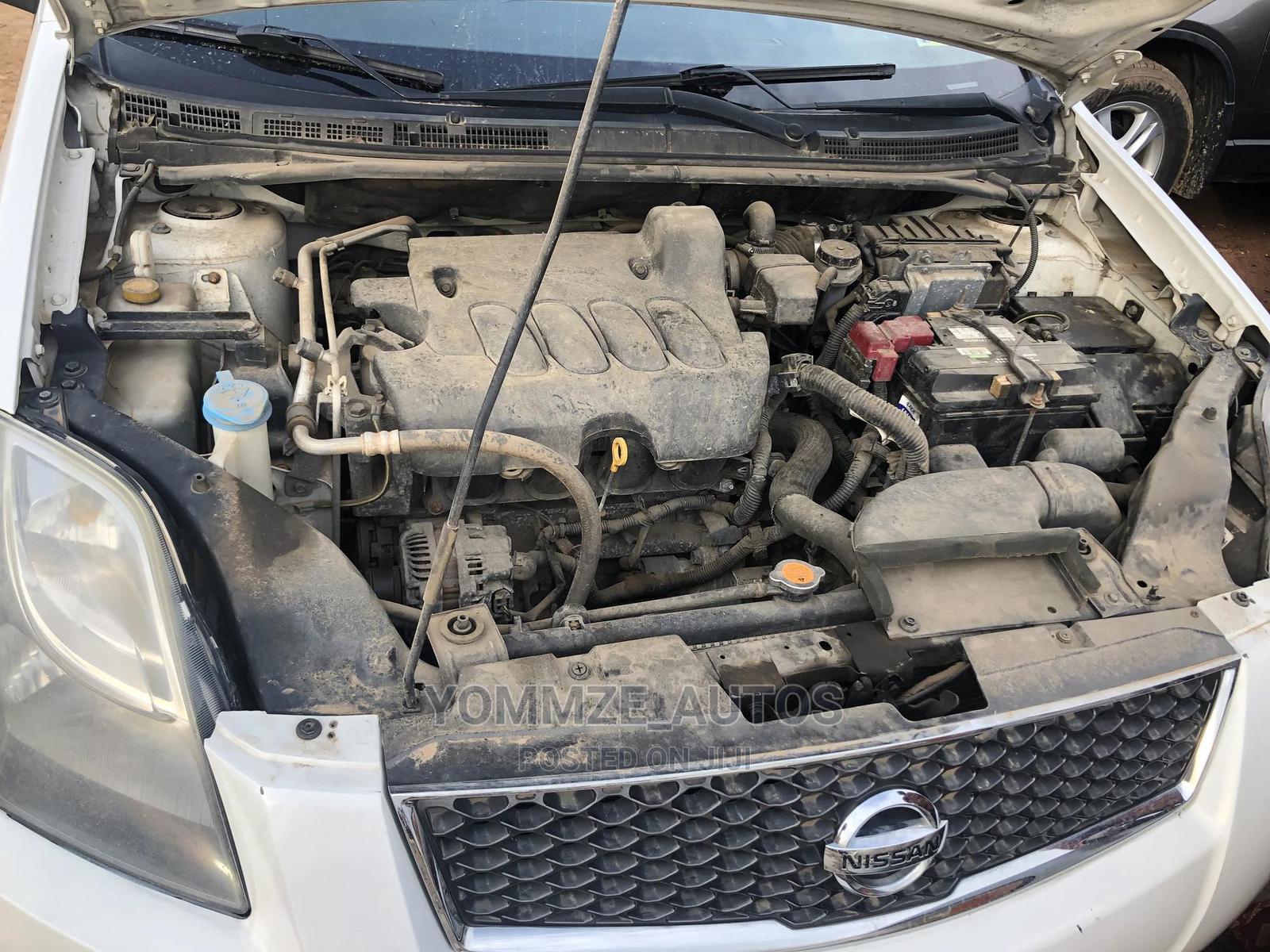 Archive: Nissan Sentra 2010 White