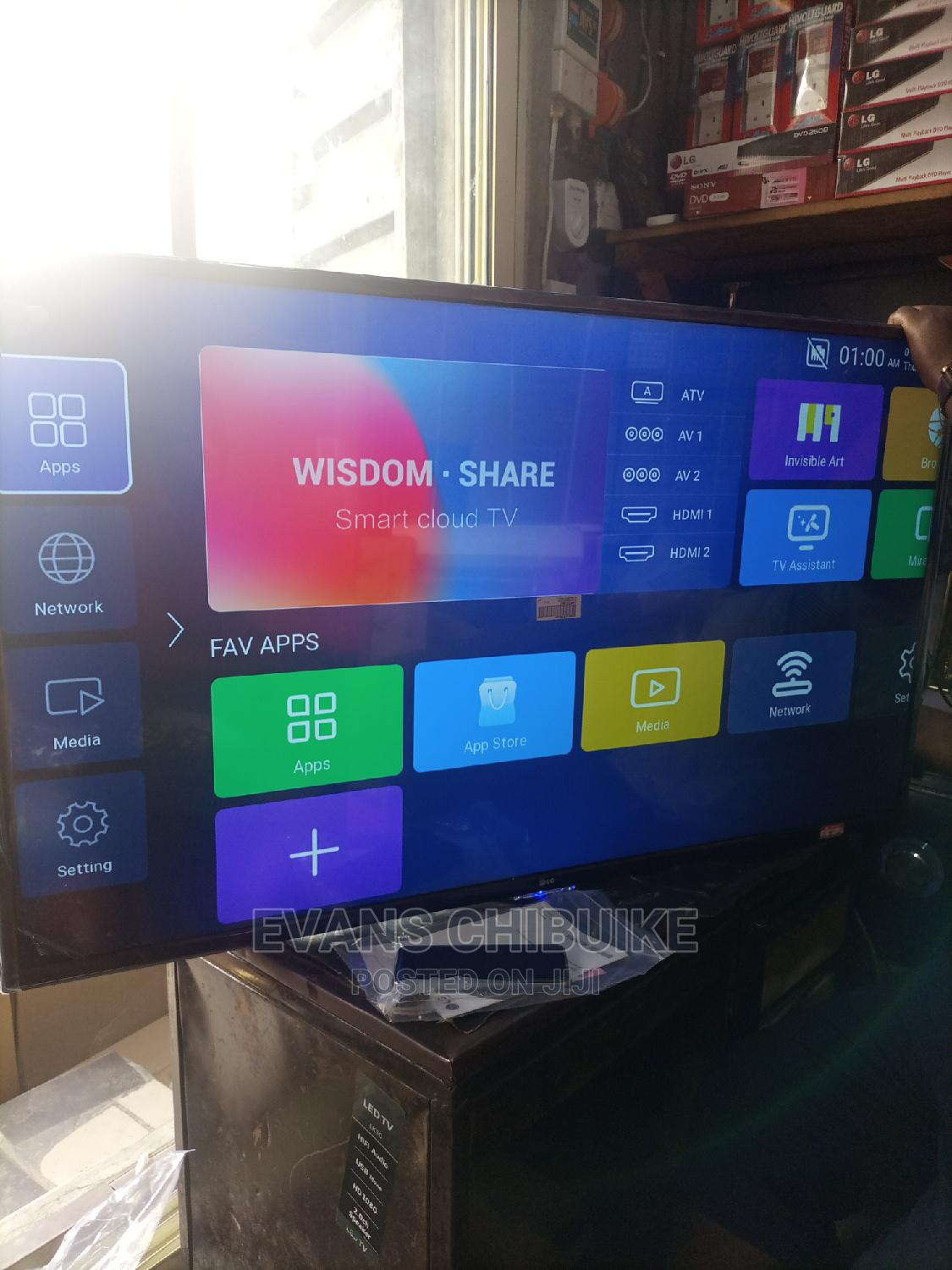Brand New LG 65 Inches Smart TV With Inbuilt Netflix   TV & DVD Equipment for sale in Ojo, Lagos State, Nigeria