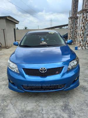 Toyota Corolla 2010 Blue   Cars for sale in Ogun State, Ado-Odo/Ota