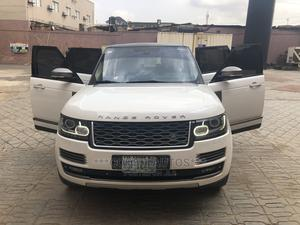 Land Rover Range Rover Vogue 2015 White   Cars for sale in Lagos State, Ikeja