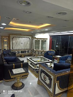 Versace Sofa Set | Furniture for sale in Lagos State, Ojo
