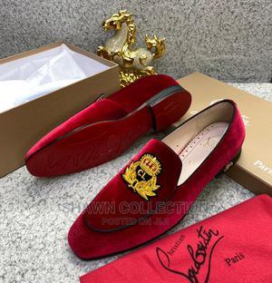 Christian Louboutin Luxury Velvet Shoes   Shoes for sale in Lagos State, Lagos Island (Eko)