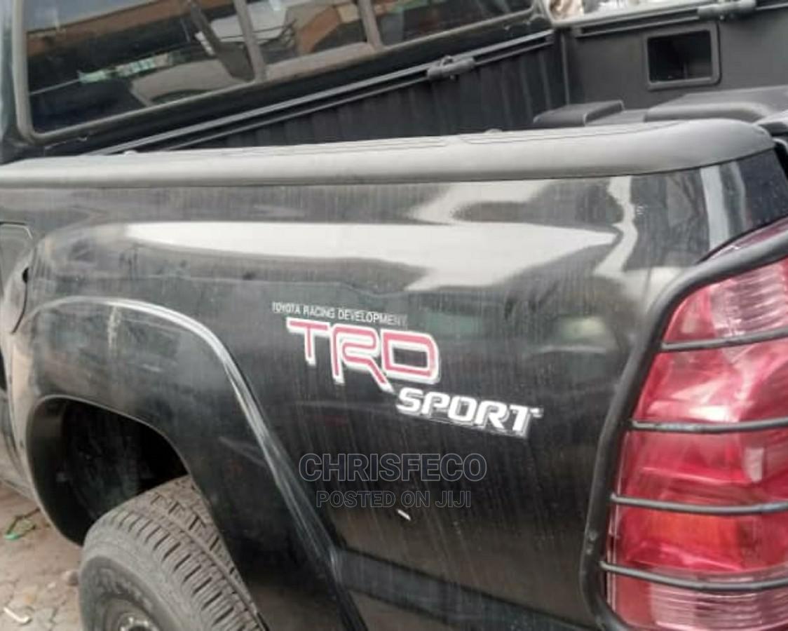 Archive: New Toyota Tacoma 2006 Black