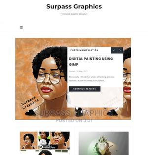 Website Design - Wordpress, Blogger, Wix | Computer & IT Services for sale in Akwa Ibom State, Ikot Ekpene