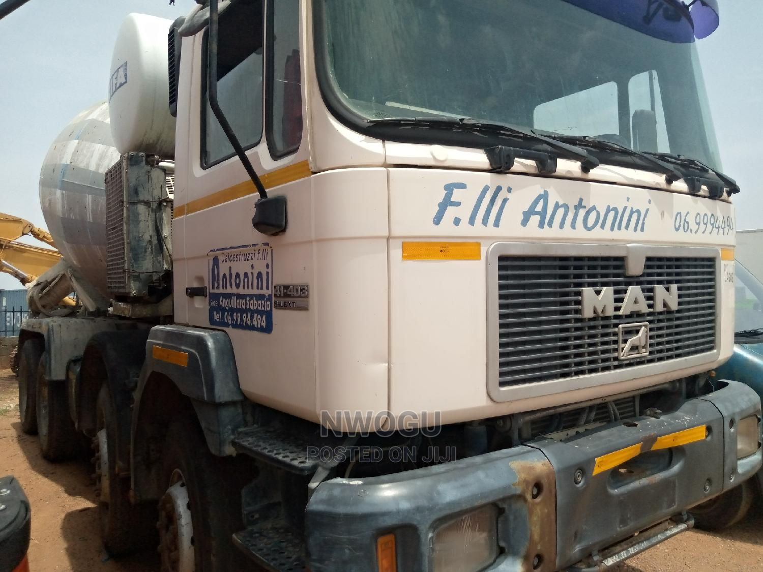 Foreign Used Concrete Mixer   Heavy Equipment for sale in Gwarinpa, Abuja (FCT) State, Nigeria