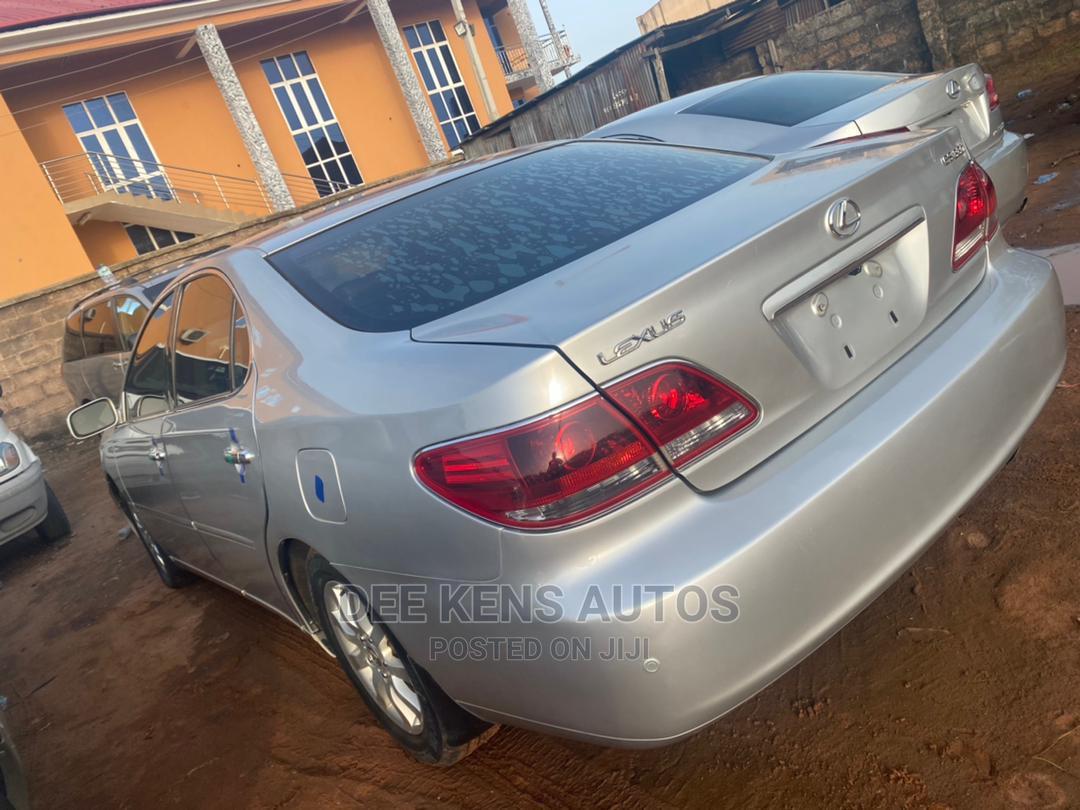 Lexus ES 2005 330 Silver | Cars for sale in Benin City, Edo State, Nigeria