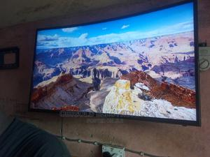 Samsung 49inches Curve | TV & DVD Equipment for sale in Lagos State, Ojo