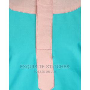 2pcs Boys Turquoise Native With Peach Colour Detail | Children's Clothing for sale in Lagos State, Ojodu