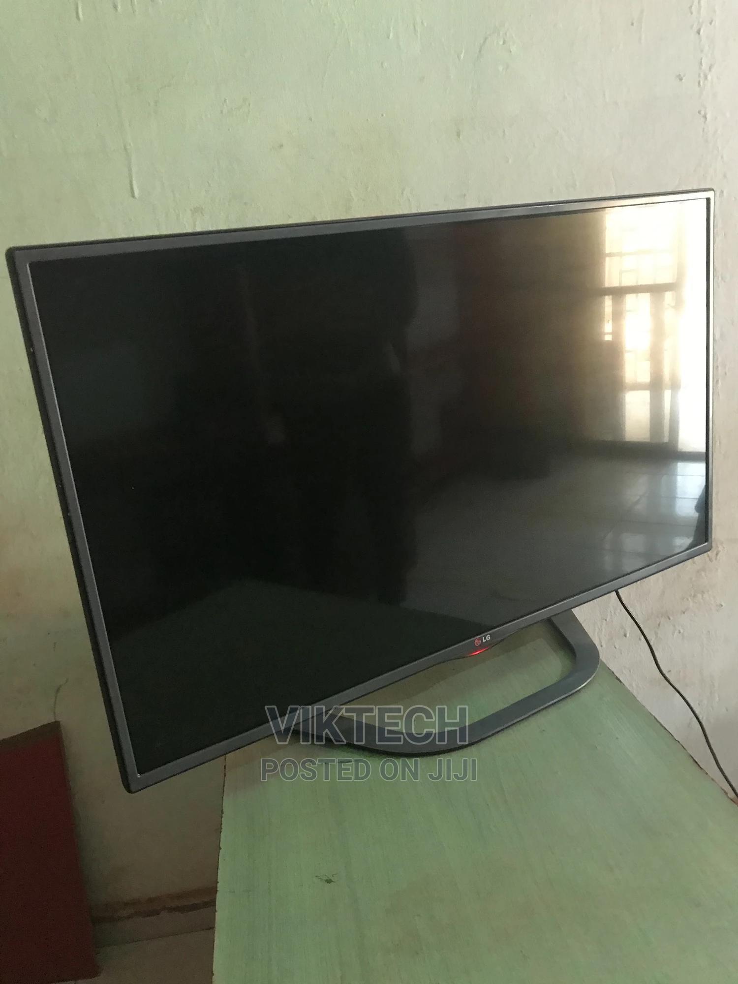 43 Inches Original LG 4K Smart Tv. With Guarantee.