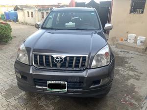 Toyota Land Cruiser Prado 2006 GX Gray   Cars for sale in Lagos State, Lekki