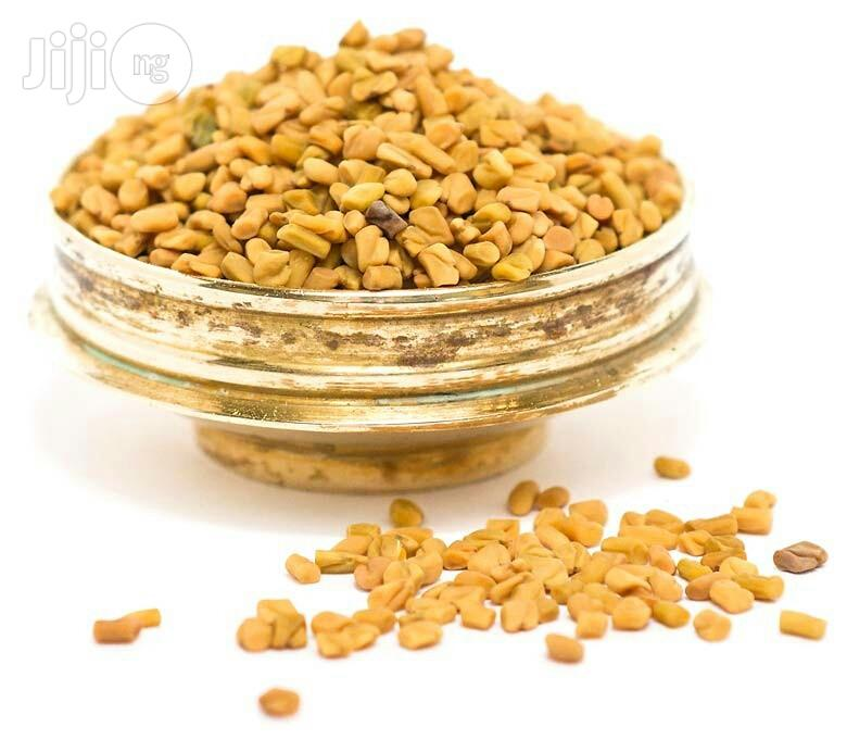 Organic Fenugreek Seeds Herbs and Spices