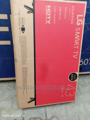 43inches Smart TV | TV & DVD Equipment for sale in Lagos State, Agege