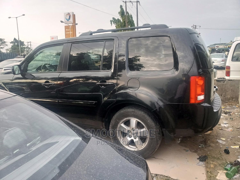 Honda Pilot 2011 Black | Cars for sale in Ajah, Lagos State, Nigeria