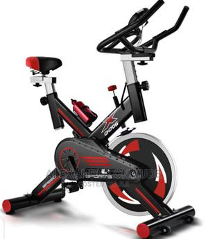Exercise Spinning Bike | Sports Equipment for sale in Lagos State, Ikoyi
