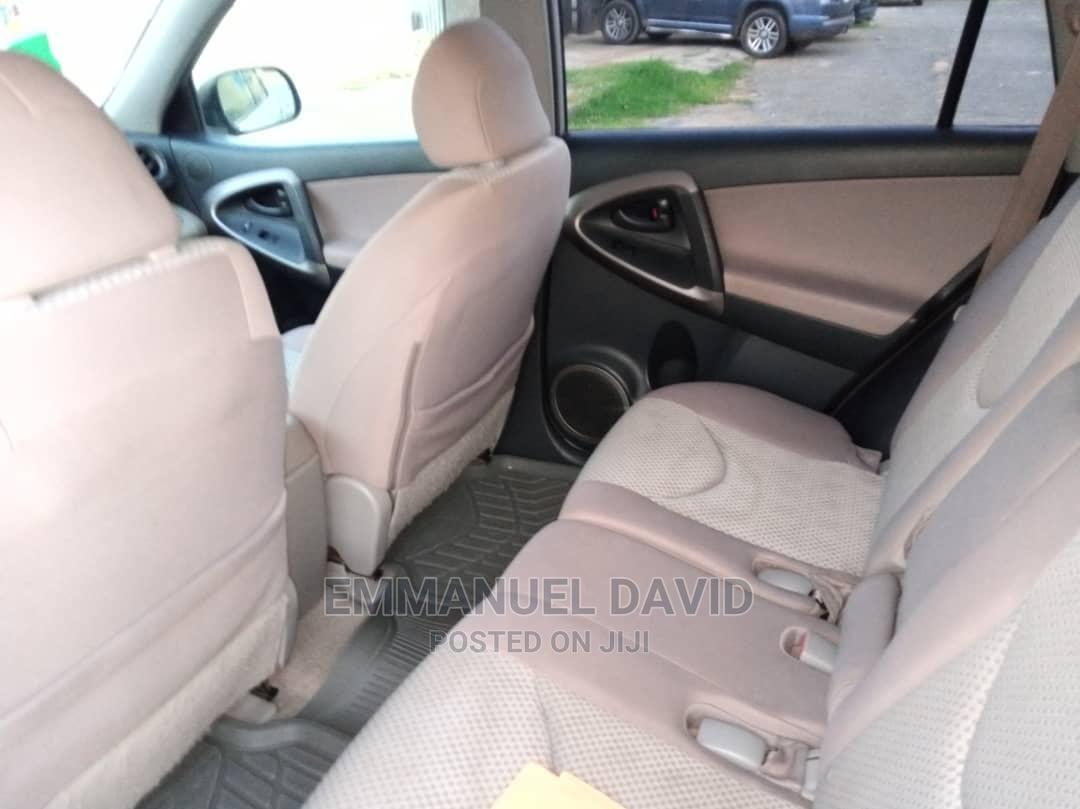 Archive: Toyota RAV4 2010 2.5 Limited Silver