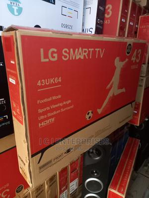 LG 43 Inches Smart TV   TV & DVD Equipment for sale in Lagos State, Ikeja