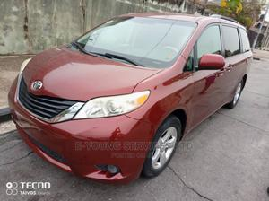 Toyota Sienna 2011 LE 7 Passenger Red | Cars for sale in Lagos State, Isolo