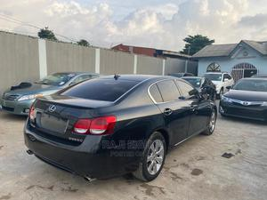 Lexus GS 2008 350 AWD Blue | Cars for sale in Lagos State, Ikeja