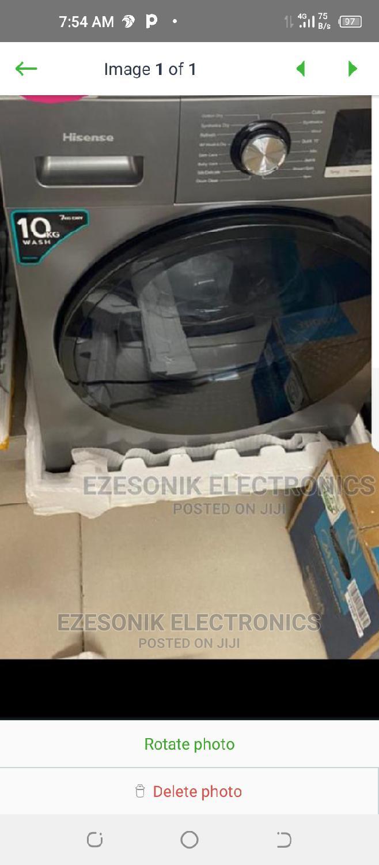 Hisense Washing Machine 10kg
