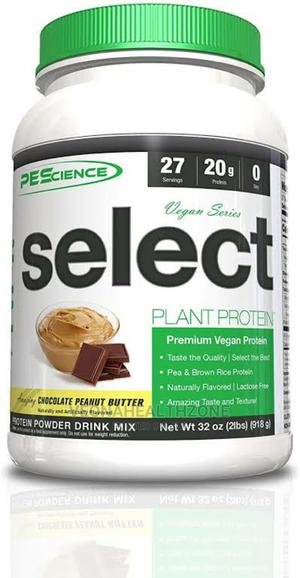 Pescience Select Vegan Plant Based Protein Powder, Chocola | Vitamins & Supplements for sale in Lagos State, Ikoyi