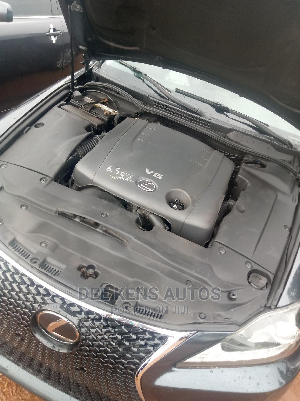Lexus IS 2010 250 AWD Automatic Black